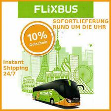 Flixbus Gutschein günstig kaufen | eBay