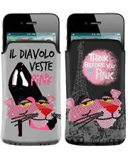 Custodia Cellulare Pantera Rosa adatto Iphone 4 o 5 *14772