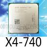 AMD Athlon X4-740 3.2GHz 4-core FM2 4M Cach 65W CPU Processor
