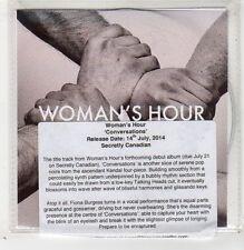 (GB430) Woman's Hour, Conversations - 2014 DJ CD