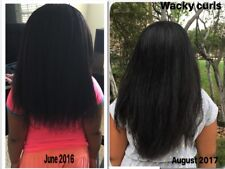 "HAIR GROWTH OIL STIMULATE GROWTH with HAIR RESTORATION OIL"" WACK-OIL"""
