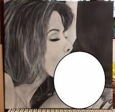 Erotik Sex Kunst Gemälde Acryl Bild Bilder Acrylgemälde Rahmen 40x50