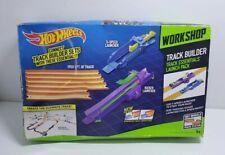Hot Wheels Workshop Track Builder Essentials Launch Launcher Pack Damage Box