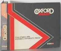 CORSO D'INGLESE DELLA OXFORD ENGLISH UNIVERSITY PRESS ENDA 4 CASSETTE 121 - 160