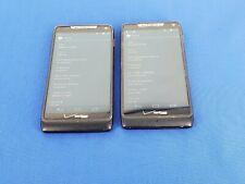 Lot of 2: Droid Razr M - 8GB - Black - Verizon (M6)