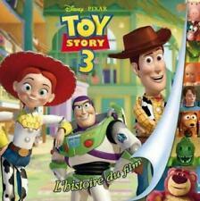 Toy Story 3 - L'histoire du film. Disney / Pixar cartonné ES10