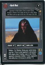 Star Wars CCG Tatooine Complete 30 Card Rare Set