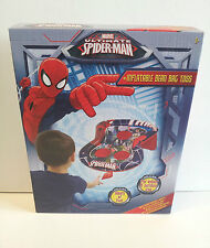 Ultimate Spider-Man Inflatable Bean Bag Toss - Marvel  ** GREAT GIFT **