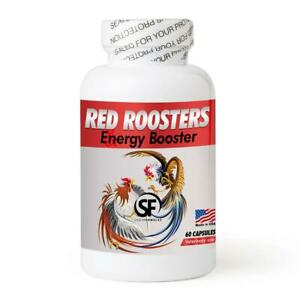 Red Rooster Energy Booster