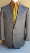 GIANLUCA ISAIA Napoli CLIFF G Houndstooth Multi-color 2 Btn Wool Sport Coat 44R
