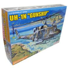 Dragon 3540 Modern AFV Series UH-1N Gunship Huey Helicopter Model Kit Scale 1:35