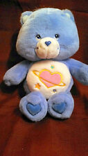 12 Inch NWOT Care Bears Daydream TALKING Bear  > > > > > FREE 1st Class Shipping