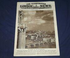 R.M.S. CARONIA (CUNARD) CUTAWAY & PHOTOGRAPHS - ILLUSTRATED LONDON NEWS 1/1/1949