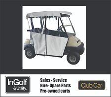 Club Car Golf Cart Buggy Precedent White Enclosure / Cover AM1258401