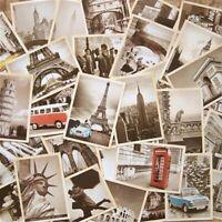 32 Reise Postkarte Jahrgang Landschaft Foto Bild Poster Postkarten Ansichtskarte
