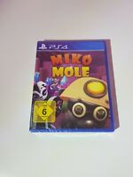 Miko Mole - Sony PlayStation 4 (Ps4) Neuf Sous Blister New And Sealed