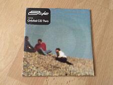 Style - Orbital CD Two - CD Single