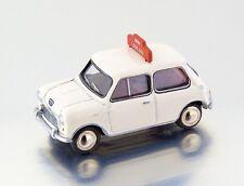 BUB 09108 Austin Mini in White '1 Millionth Mini' 1:87