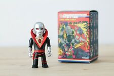 Kidrobot Transformers vs. G.I. JOE mini Destro vinyl figure