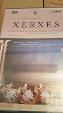 George Frideric Handel - Xerxes (DVD, 2004) Rare OOP Sealed