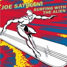Joe Satriani - Surfing with the Alien [New CD]