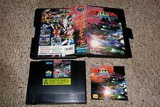 Blazing Star Japan Import (Neo Geo AES, 1998) Complete Japanese JP Authentic
