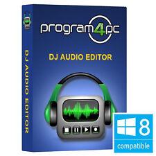 DJ Audio Editor  Ultimate Tool for Audio Editing Cut, join, split, trim, delete