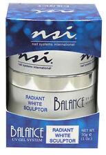 NSI Balance UV Gel Radiant White Sculptor - 1oz - N7692