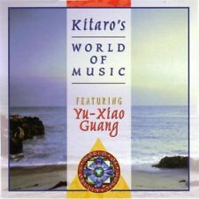 Kitaro's World of Music Featuring Yu-Xiao Guang NEW CD