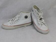 PF Flyers Shoe Sandlot Center Hi White/Cream