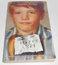Hope's Boy by Andrew Bridge (2009, Paperback)