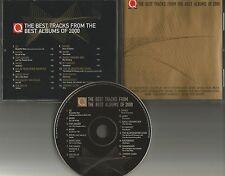 PROMO CD Rare U2 EDIT w/ OASIS Coldplay MUSE Radiohead JOHNNY CASH David Gray