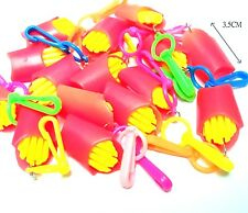 8pc French Fries plastic Clip Vintage Charm Birthday Party Favor Novelty Pinata
