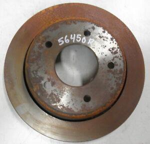 Rear Brake Rotor  94-99 Chevy Caprice 94-96 Impala Raybestos 56450R