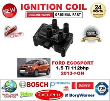 FOR FORD ECOSPORT 1.5 Ti 112bhp 2013-ON IGNITION COIL 3-PIN CONNECTOR TYPE M4