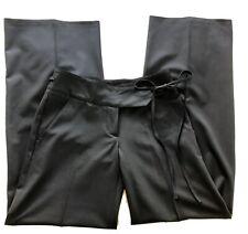 Robert Rodriguez Women's Pants Size 2 Black Polyester Blend Dress Pants