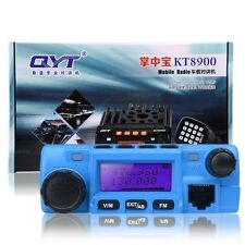 QYT KT-8900 Dual-Band 25W VHF UHF Car Truck Mobile Transceiver Two Way Radio BU