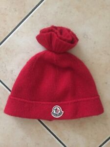 Moncler Baby Cappellino Tg 2-3 Anni