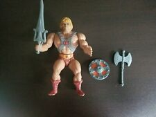 1981 He-man Masters Of The Universe He-Man Action Figure Complete