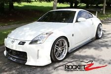 03-05 ONLY 350z Z33 JDM C-West Style Front Lip FRP VQ35 USA CANADA