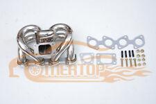 Mertop 304 Stainless steel VW Golf 1 MK1 16v 1.8L & 2L T3 Turbo exhaust Manifold