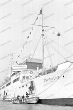 negativ-Helgoland-Schiff-MS Königin Luise-Marine-30/40 er Jahre-1