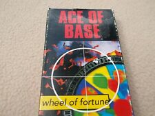 1993 CASSETTE SINGLE ACE OF BASE-WHEEL OF FORTUNE-