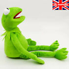 Kermit the Frog Hand Puppet Soft Plush Doll Toy Kids Birthday Best Xmas Gift 23