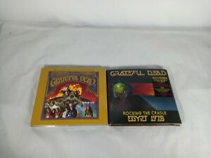 Grateful Dead Cds 50th Anniversary Deluxe & Rocking The Cradle Egypt 30th 1978