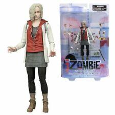 "iZombie Liv Moore 7"" Full On Power Up Zombie Variant Figure CW DC New Mint MIB"