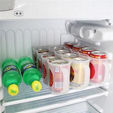 Kitchen Accessories Fridge Beverage Can Space-saving Organizer Storage Box MW