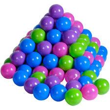 Knorrtoys 100 Spielbälle im Netz Softcolors Bälle Ball Kinderbälle für Bällebad