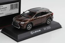 Lexus RX 200t F Sport amber crystal Toyota 1:43 Kyosho diecast