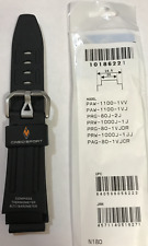 Casio  Original Watch Band  PRG-80  PAW-1100 PRW-1000 PAG-80 Black  Strap PRG80